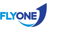Flyone logotype