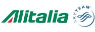 Alitalia логотип
