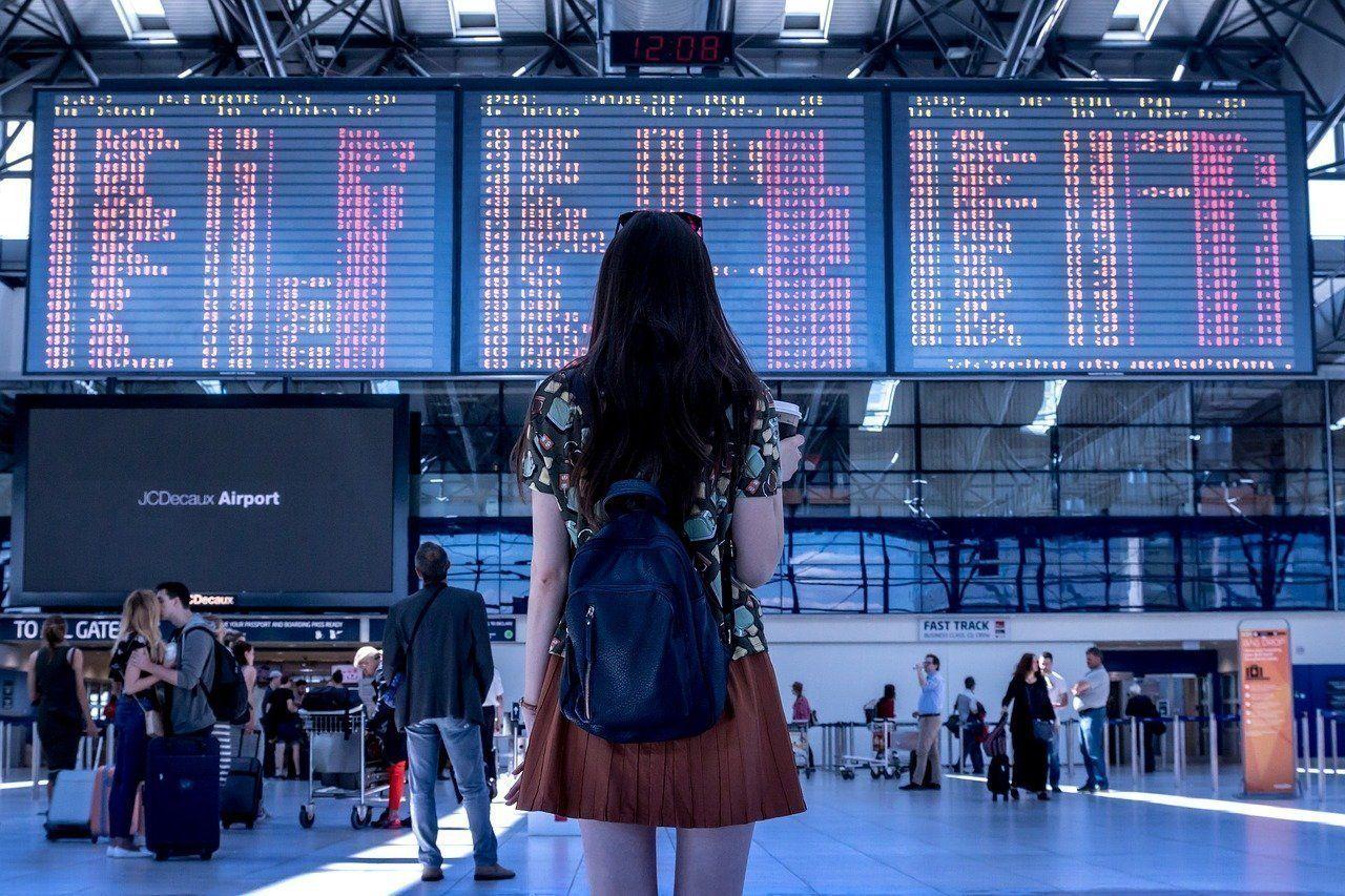 Как подготовиться к международному перелету?