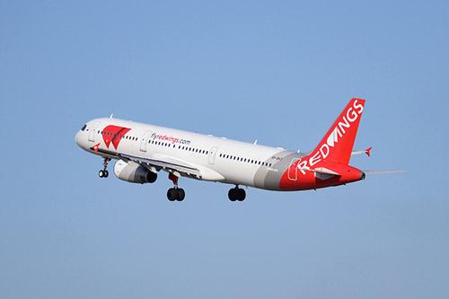 Red Wings: регулярные рейсы из Екатеринбурга в Самару и Казань и расширение маршрутной сети из Москвы