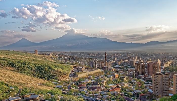 Барев дзес, Армения!