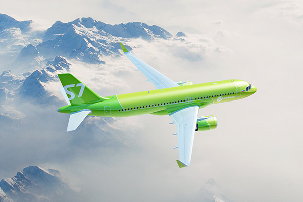 S7 Airlines: новые рейсы в Израиль, на Кипр, в Хорватию и Азербайджан