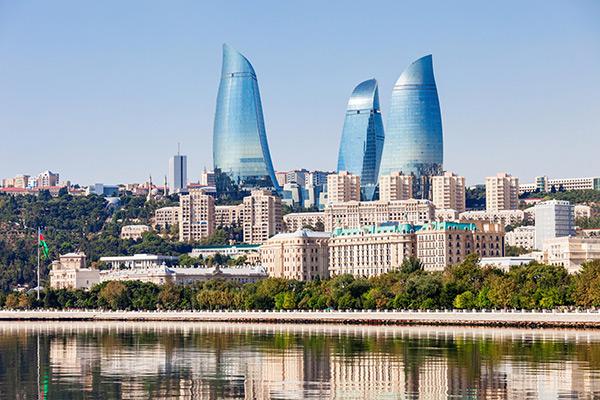 «Азимут» начинает полёты в Азербайджан: в Баку из Ростова, Краснодара и Минеральных Вод