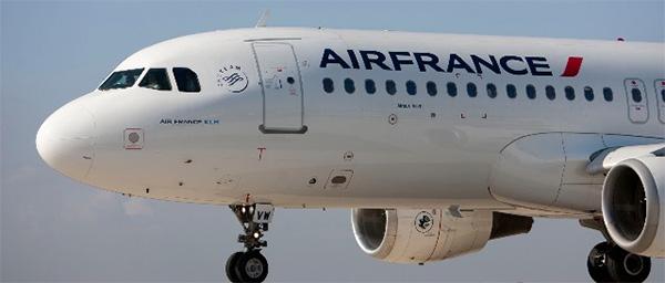 Air France / KLM: обновлённое расписание рейсов из Санкт-Петербурга