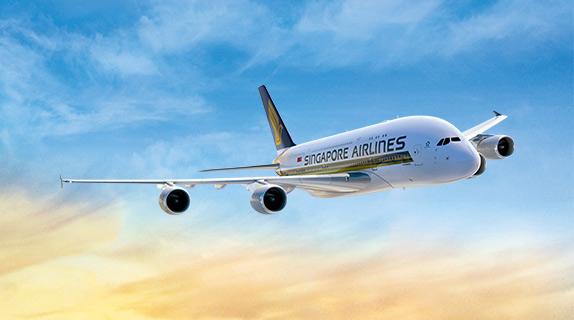 Singapore Airlines: спецпредложение в Мале, Пхукет, Бангкок, Сеул до 2 сентября