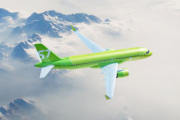 S7: новые рейсы в ОАЭ и Египет